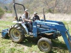tractor training